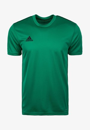 AEROREADY PRIMEGREEN JERSEY SHORT SLEEVE - Print T-shirt - green
