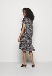 PS Paul Smith - WOMENS DRESS - Day dress - black - 2
