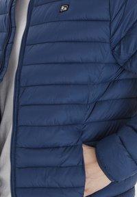 Blend - Winter jacket - dark denim - 4