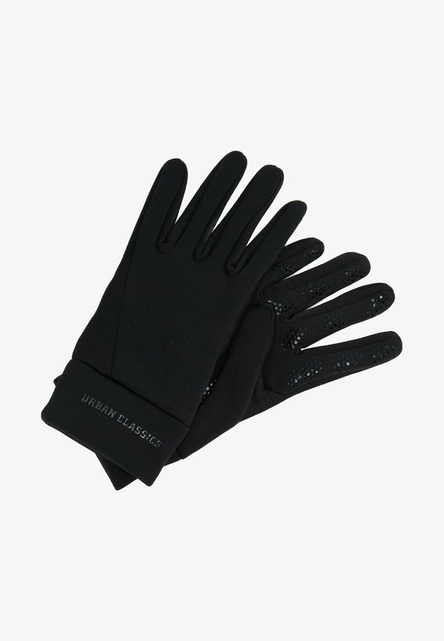 FUNCTIONAL GLOVES - Handschoenen - black