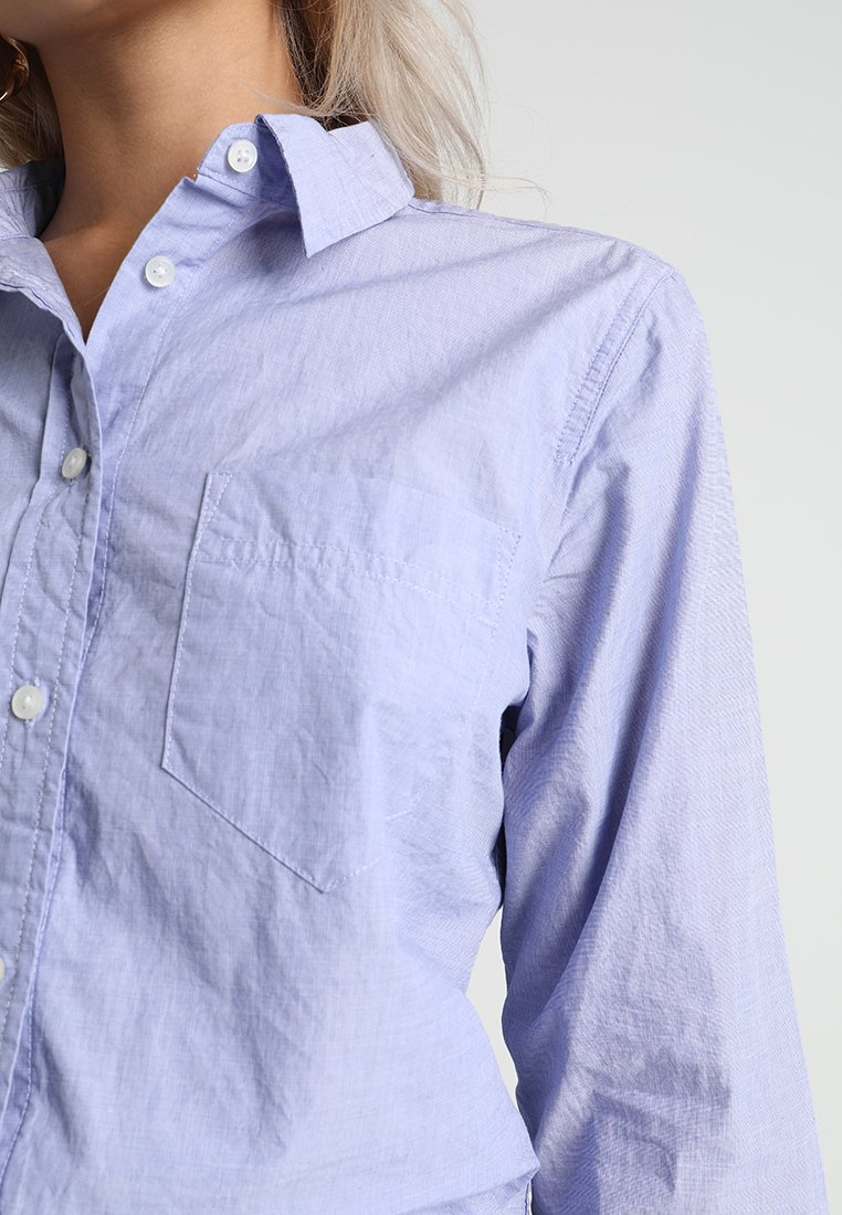 J.CREW PETITE CLASSIC FIT BOY - Skjorte - white