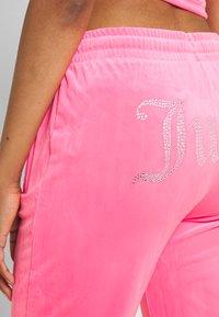 Juicy Couture - TINA TRACK  - Trainingsbroek - fluro pink - 5
