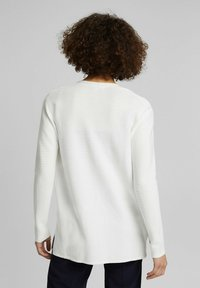 Esprit - THROW ON - Cardigan - off white - 2