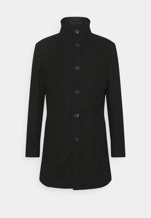 2-IN-1 - Short coat - black
