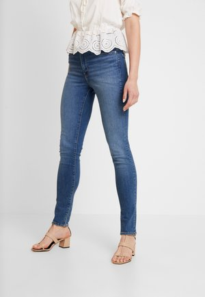 721 HIGH RISE SKINNY - Jeans Skinny - los angeles sun