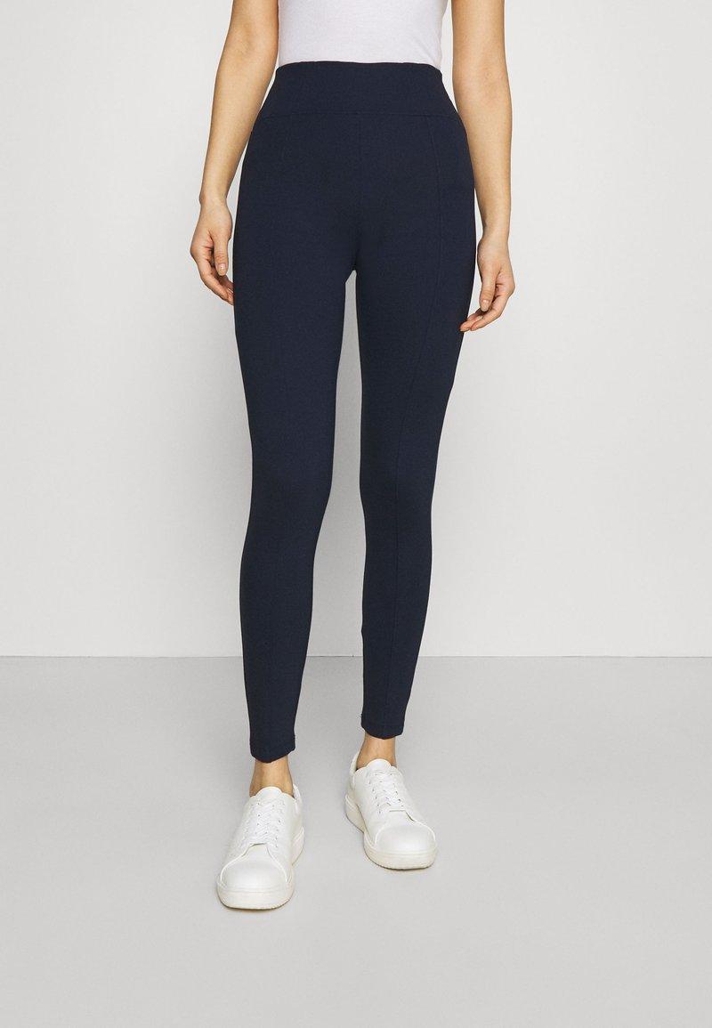 Marks & Spencer London - MAGIC - Leggings - Trousers - dark blue