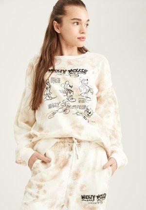 DISNEY - Sweatshirt - ecru