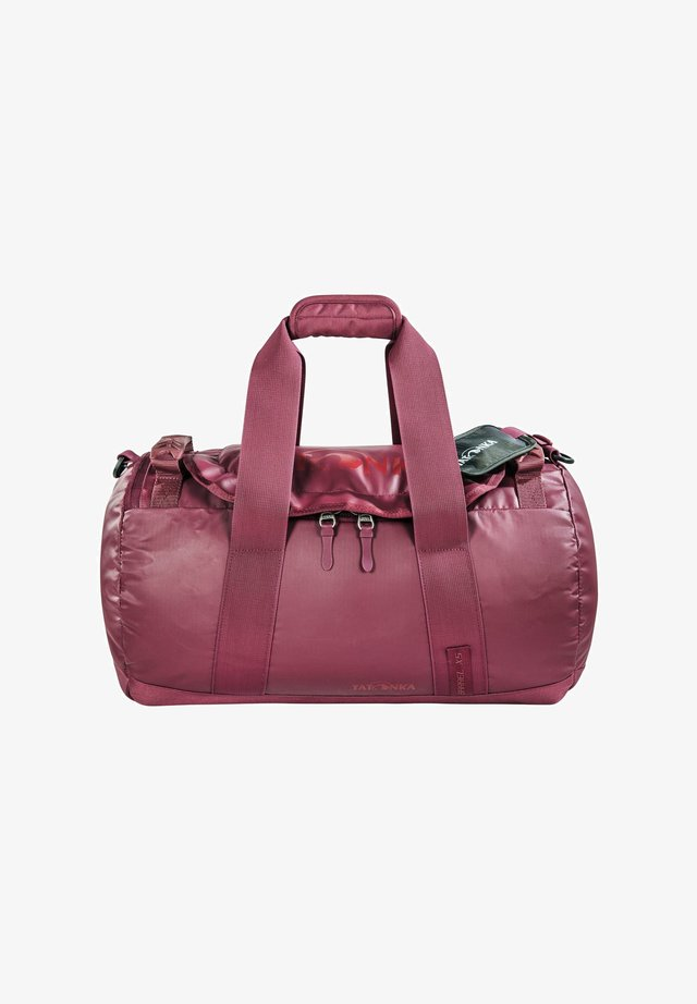 BARREL - Holdall - bordeaux red