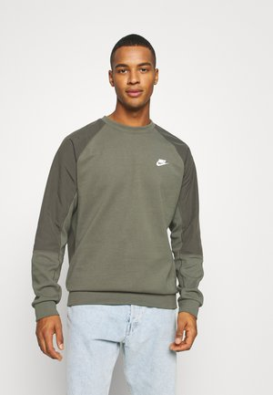 Sweatshirt - twilight marsh/newsprint/white