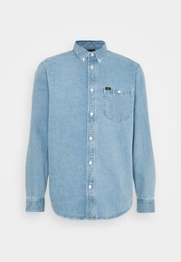 Lee - RIVETED  - Camicia - faded blue - 0