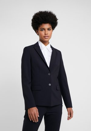THE LONG JACKET - Blazer - navy