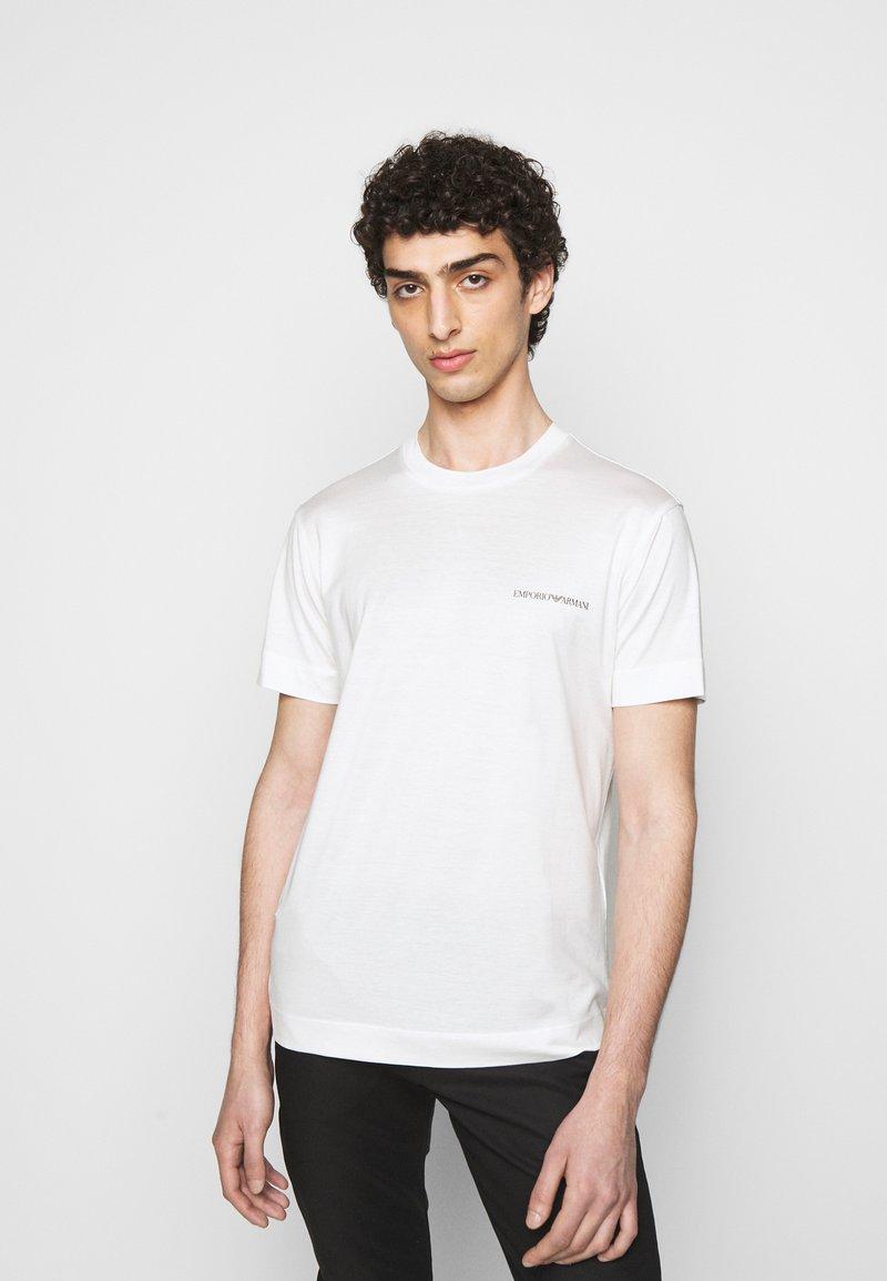 Emporio Armani - Basic T-shirt - white