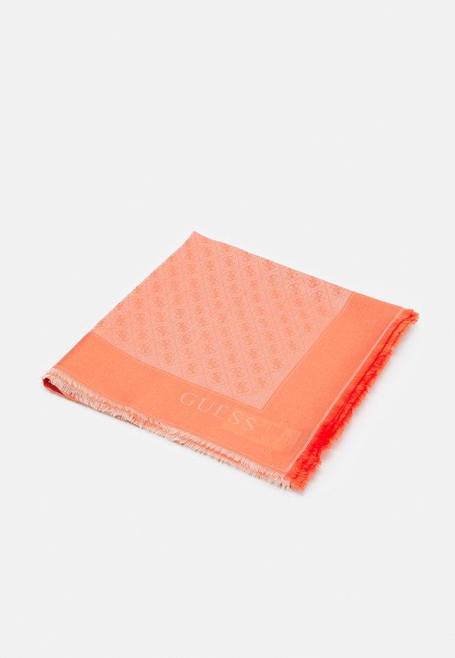 SCARF KEFIAH - Foulard - orange