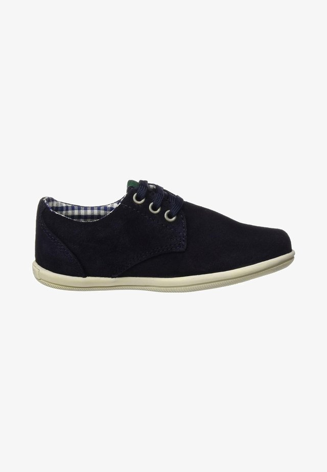 BLUCHER MARINO - Zapatos con cordones - blue