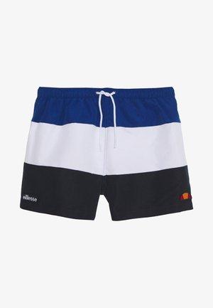 CIELO - Plavky - blue/white/navy