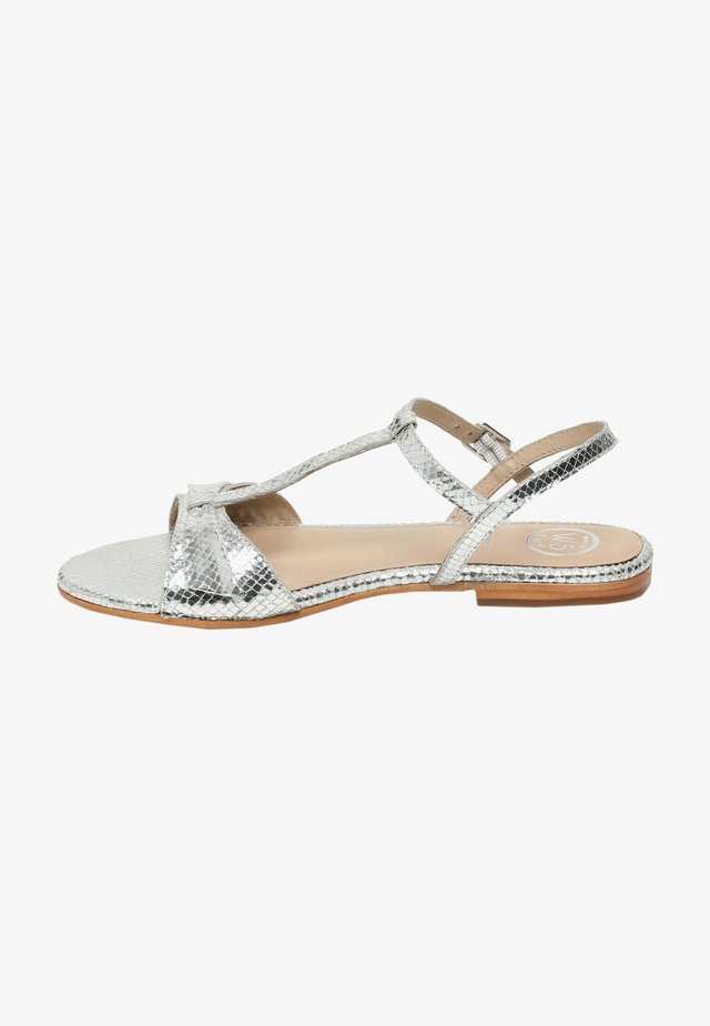 LAURICE - Sandales - silver