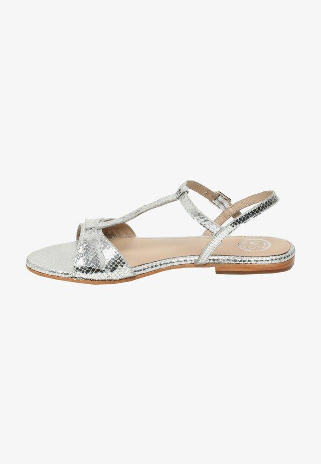 LAURICE - Sandalen - silver