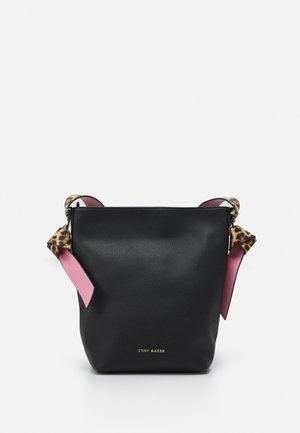 ROYAL GARDEN - Tote bag - black