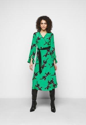 SERENA DRESS - Vapaa-ajan mekko - green