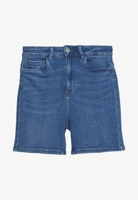 ONLMILA - Denim shorts - medium blue denim