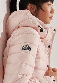 Superdry - Winter jacket - pink clay - 2