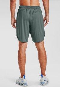 Under Armour - TRAIN STRETCH - Sports shorts - lichen blue - 2