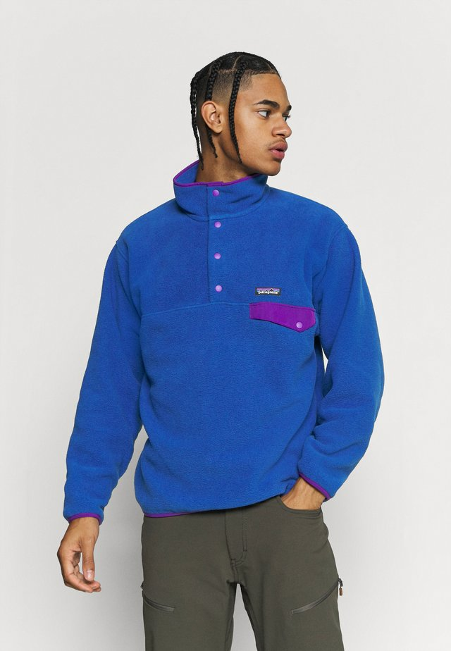SYNCH SNAP - Fleecepullover - superior blue