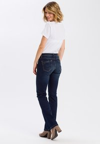 Cross Jeans - LAUREN - Bootcut jeans - deep blue - 2