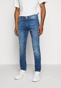 HUGO - Jeans Skinny Fit - bright blue - 0