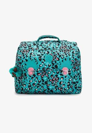INIKO - School bag - leopard flower