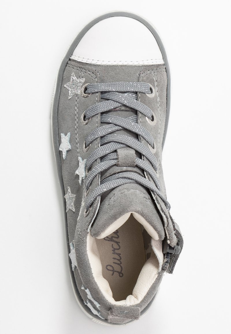 Lurchi - STARLET - High-top trainers - grey