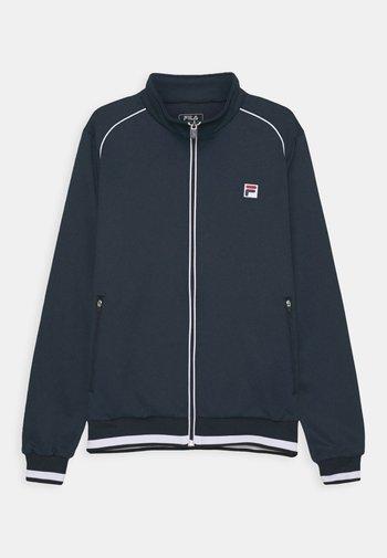 JACKET BEN BOYS - Sportovní bunda - peacoat blue