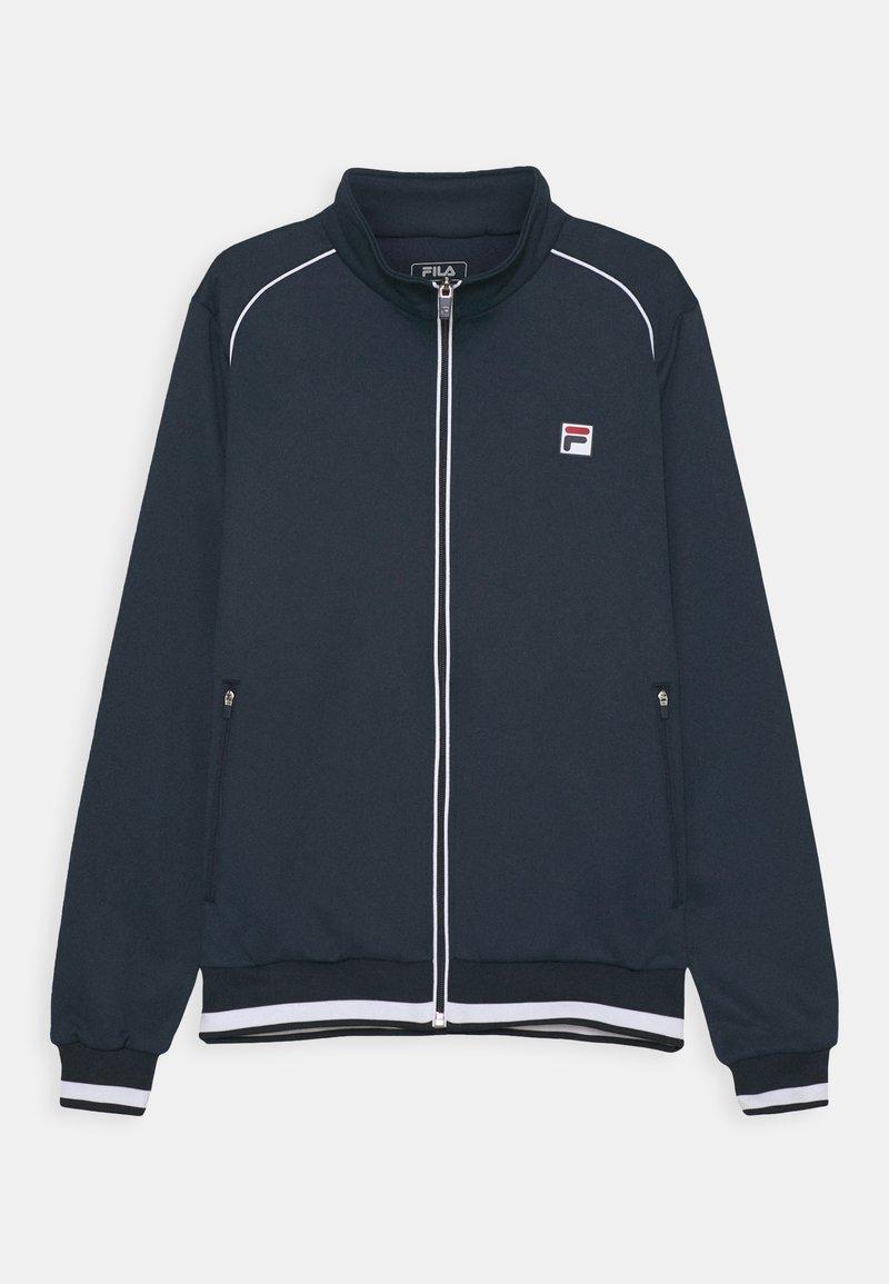 Fila - JACKET BEN BOYS - Training jacket - peacoat blue