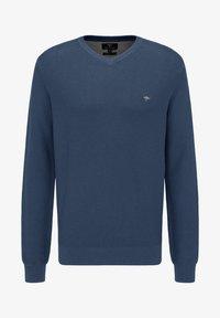 Fynch-Hatton - Jumper - blue - 0