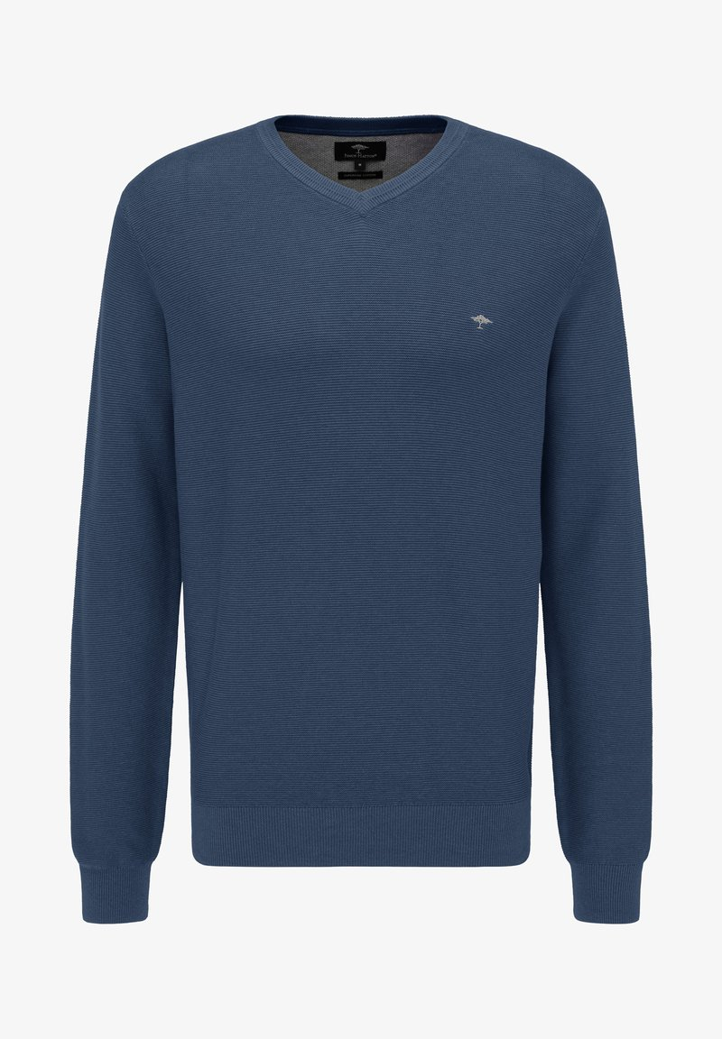 Fynch-Hatton - Jumper - blue