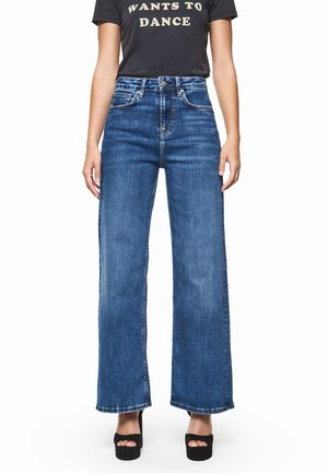 DUA LIPA X PEPE JEANS - Bootcut jeans - denim