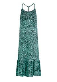 WE Fashion - LUIPAARDDESSIN - Vestido informal - mint green - 4