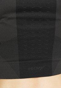 Hunkemöller - THE MOTION CROP - Long sleeved top - black - 6
