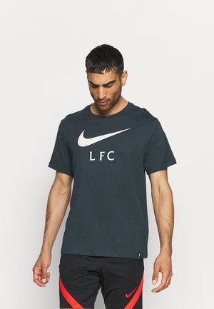 LIVERPOOL FC CLUB TEE - Club wear - seaweed