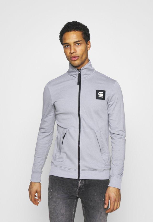 ZIP THROUGH TRACK TWEETER - Training jacket - steel grey