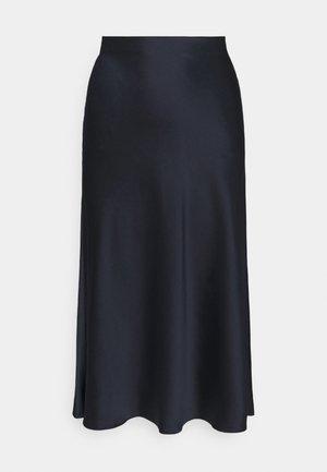 CHARM SKIRT - A-line skirt - navy