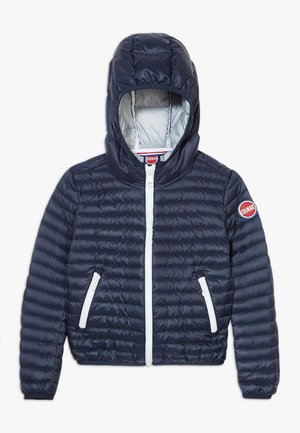 GIACCHE PIUMA JUNIOR - Light jacket - navy blue/light steel