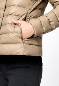 HALLHUBER - Down jacket - camel - 2