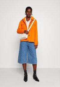Oakwood - AMALFI - Klasický kabát - orange - 1