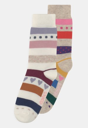 2 PACK - Calze - multi-coloured