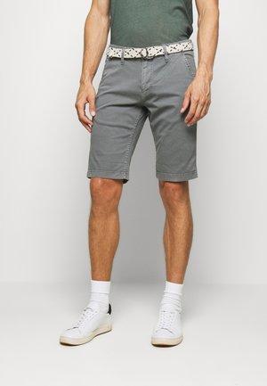 BERMUDA - Shorts - dusty grey