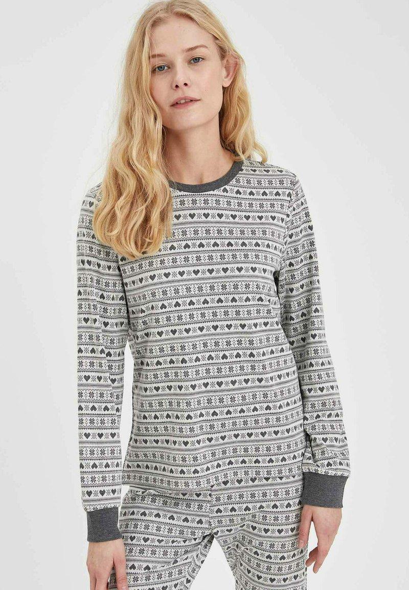 DeFacto - Pyjama top - grey