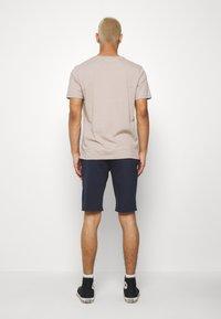 Denim Project - PONTE  - Shorts - navy - 2