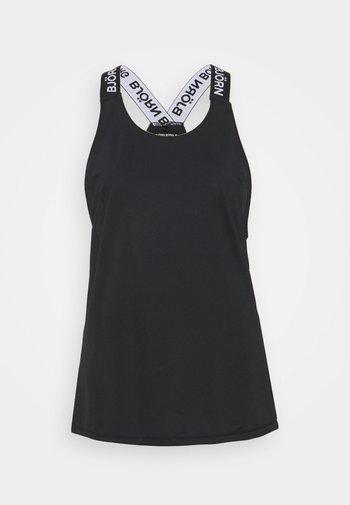 LOOSE - Top - black beauty