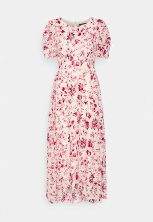 FLORAL DRESS - Vapaa-ajan mekko - ivory